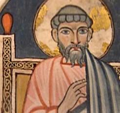 Augustin de Canterbury, (n. 13 noiembrie 532 — d. 26 mai 604) primul arhiepiscop de Canterbury, și primul primat al Kentului. Este considerat sfânt în Biserica Anglicană, Catolică și Ortodoxă  - foto: augustineofcanterbury.org