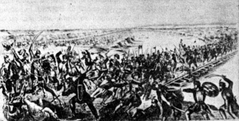 Bătălia de la Rovine (17 mai 1395) - foto preluat de pe ro.wikipedia.org