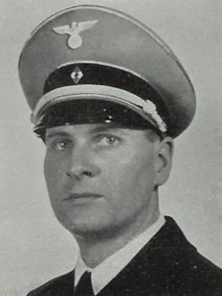 Baldur von Schirach, politician german - foto preluat de pe cersipamantromanesc.wordpress.com