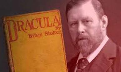 """Abraham """"Bram"""" Stoker (n. 8 noiembrie 1847, Clontarf, un cartier lângă Dublin — d. 20 aprilie 1912, Londra) a fost un scriitor irlandez, cunoscut în primul rând prin romanul """"Dracula"""" - foto: cersipamantromanesc.com"""