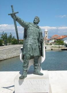 Branimir, Knez al croatilor  intre anii  879-892 - foto preluat de pe cersipamantromanesc.com