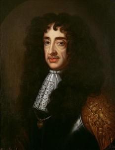 Carol al II-lea (engleză Charles II of England) (n. 29 mai 1630 — d. 6 februarie 1685) a fost rege al Angliei, Scoției și Irlandei de la 30 ianuarie 1649 (de jure) sau de la 29 mai 1660 (de facto), până la moarte - foto - ro.wikipedia.org