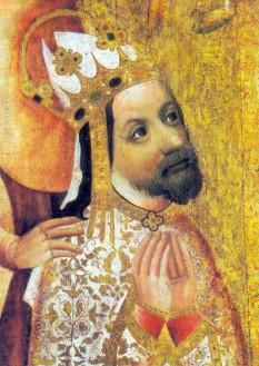 Împăratul Carol al IV-lea, din dinastia de Luxemburg, (n. 14 mai 1316, Praga - d. 29 noiembrie 1378), Rege al Germaniei din 1346, rege al Boemiei din 1347 și Împărat al Sfântului Imperiu Roman din 1355   foto: ro.wikipedia.org