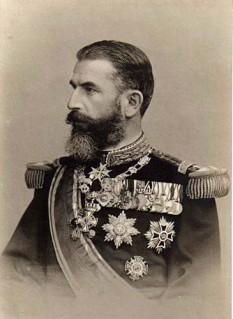 Regele Carol I al României , a domnit intre anii 1866 -1914 - foto preluat de pe ro.wikipedia.org