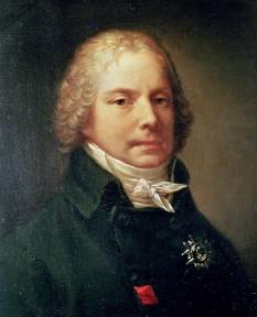 Charles-Maurice de Talleyrand-Périgord (n. 2 februarie 1754, Paris - d. 17 mai 1838, Paris), binecunoscut ca Talleyrand, a fost un politician și diplomat francez - in imagine, Talleyrand, de Pierre-Paul Prud'hon - foto: ro.wikipedia.org