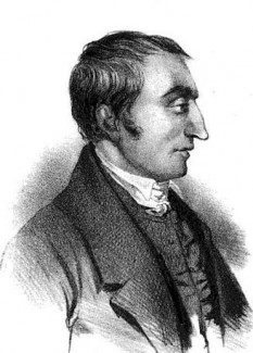 Claude Henri de Rouvroy, conte de Saint-Simon, teoretician social francez - foto preluat de pe cersipamantromanesc.com