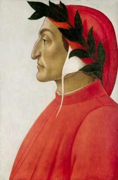 Dante Alighieri - foto - ro.wikipedia.org