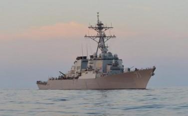 Distrugătorul USS Ross - foto - epochtimes-romania.com
