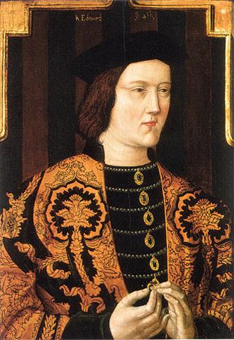 Eduard al IV-lea (28 aprilie 1442 - 9 aprilie 1483) a fost rege al Angliei de la 4 martie 1461 până la 2 octombrie 1470, și, din nou, de la 11 aprilie 1471 până la moartea sa - foto: ro.wikipedia.org