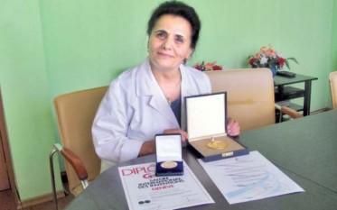 Dr.  Elena David - foto preluat de pe cunoastelumea.ro