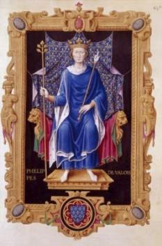 Regele Filip  al VI -lea - foto preluat de pe cersipamantromanesc.wordpress.com