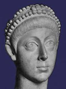 Flavius Arcadius Augustus - foto preluat de pe cersipamantromanesc.wordpress.com
