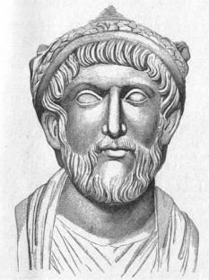 Flavius Claudius Iulianus (331 – 26 iunie 363) ultimul împărat roman păgân (361 - 363) - foto - ro.wikipedia.org