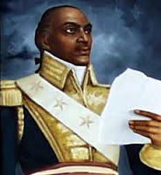François-Dominique Toussaint Louverture - foto preluat de pe cersipamantromanesc.com