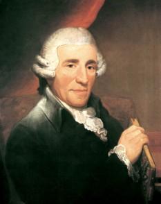 Franz Joseph Haydn (31 March 1732 – 31 May 1809), compozitor german, portrait by Thomas Hardy (1792) - foto - en.wikipedia.org
