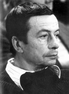 Geo Dumitrescu, poet roman - foto preluat de pe e-politic.ro