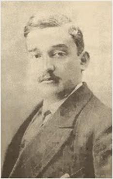 George Ranetti, poet şi publicistul român - foto preluat de pe cersipamantromanesc.wordpress.com