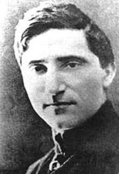 George Toparceanu - foto preluat de pe cersipamantromanesc.wordpress.com