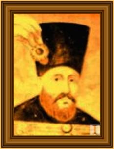 Gheorghe Duca (d. 1685) a fost domn al Moldovei de trei ori: septembrie 1665 - mai 1666; noiembrie 1668 - 10 august 1672; noiembrie 1678 - 25 decembrie 1683 și al Țării Românești: noiembrie/decembrie 1674 - 29 noiembrie 1678. În 1680, turcii îl numesc hatman al Ucrainei  foto: cersipamantromanesc.wordpress.com