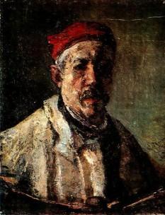 Gheorghe Petraşcu (Gheorghe Petrovici, n.20 noiembrie/2 decembrie 1872, Tecuci),pictor şi academician român - foto preluat de pe cersipamantromanesc.wordpress.com
