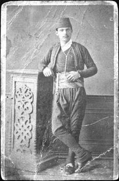 Ghorghi Benkovski, (1843–1876) revoluţionar bulgar - foto - en.wikipedia.org