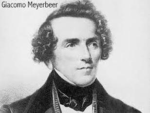 Giacomo Meyerbeer - foto preluat de pe cersipamantromanesc.wordpress.com