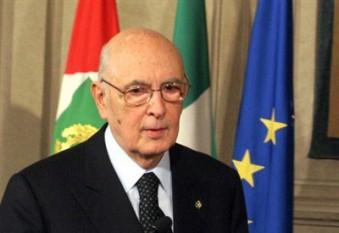 Giorgio Napolitano, fost preşedinte al Italiei - foto preluat de pe cersipamantromanesc.wordpress.com