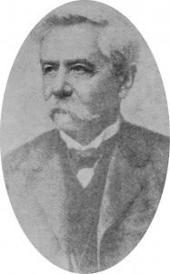 Grigore Cobălcescu ( 1831 – 1892) - foto preluat de pe cersipamantromanesc.com