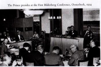 Prima conferinta   anuala  a  Grupului Bilderberg - foto - bilderberg.org