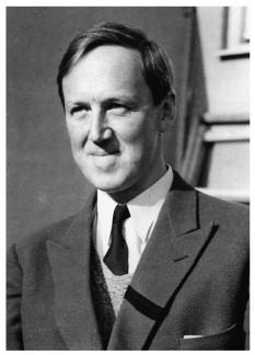 Hannes Olof Gösta Alfvén (n. 30 mai 1908, Norrköping, Suedia, d. 2 aprilie 1995, Djursholm, Suedia) fizician suedez, care a primit Premiul Nobel pentru Fizică în anul 1970 pentru dezvoltarea teoriei magnetohidrodinamicii - foto - ro.wikipedia.org