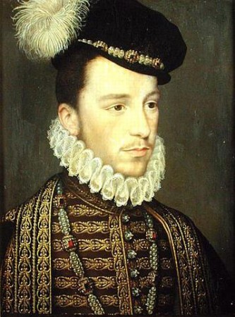 Henric al III-lea (în franceză Henri III, în poloneză Henryk) (19 septembrie 1551 – 2 august 1589) din dinastia Valois a fost rege al Franței între 1574 - 1589 și Rege al Poloniei între 1573 și 1574 cu titlul de Henric de Valois - in imagine, Henric al III-lea ca Duce de Anjou de François Clouet - foto: ro.wikipedia.org
