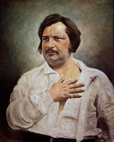 Honoré de Balzac (n. 20 mai 1799, Tours, Franța – d. 18 august 1850, Paris, Franța) romancier, critic literar, eseist, jurnalist și scriitor francez - foto - ro.wikipedia.org