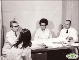 """22 ianuarie 1952: Ia fiinţă Institutul Naţional de Geronto-Geriatrie """"Dr. Ana Aslan"""" - foto: cersipamantromanesc.wordpress.com"""