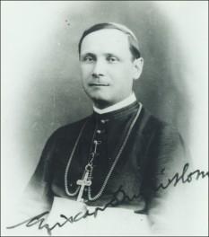 Iuliu Hossu (n. 30 ianuarie 1885, Milaș, comitatul Cluj - d. 28 mai 1970, București) a fost episcop al Episcopiei greco-catolice de Cluj-Gherla, deținut politic, cardinal, membru de onoare (din 1945) al Academiei Române - foto: ro.wikipedia.org