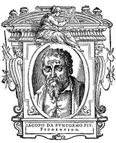 Jacopo da Pontormo - pictor manierist italian - foto - ro.wikipedia.org