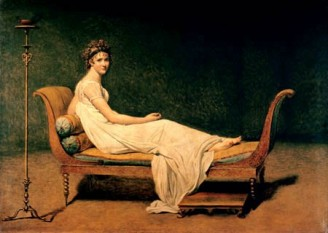 Jeanne Françoise Julie Adélaïde Récamier - foto preluat de pe cersipamantromanesc.wordpress.com