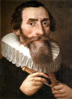 Johannes Kepler (*27 decembrie 1571, Weil der Stadt - †15 noiembrie 1630, Regensburg), matematician, astronom și naturalist german, care a formulat și confirmat legile mișcării planetelor (Legile lui Kepler). În matematică este considerat precursor al calculului integral - foto: en.wikipedia.org