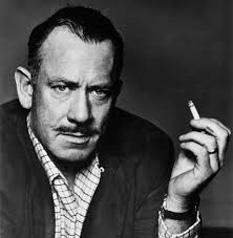 John Ernst Steinbeck. (n. 27 februarie 1902, Salinas, California - d. 20 decembrie 1968, New York), scriitor american, laureat al Premiului Nobel pentru Literatură în 1962 - foto: cersipamantromanesc.wordpress.com