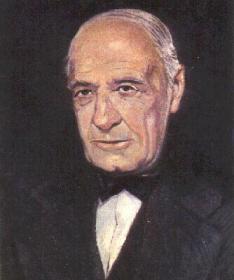 José Ortega y Gasset, filosof si scriitor spaniol - foto preluat de pe cersipamantromanesc.wordpress.com