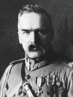 Józef Piłsudski, om politic polonez - foto preluat de pe cersipamantromanesc.com