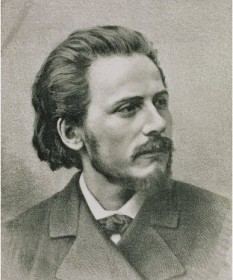 Jules Émile Frédéric Massenet (n. 12 mai 1842, Montaud, Loire – d. 13 august 1912, Paris) compozitor francez de operă  - fotp -  ro.wikipedia.org