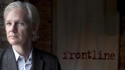 Julian Assange - foto preluat de pe facebook.com
