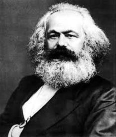 Karl Marx - foto preluat de pe cersipamantromanesc.wordpress.com