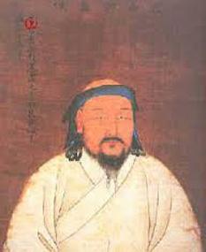 Kubilai han - foto preluat de pe cersipamantromanesc.wordpress.com