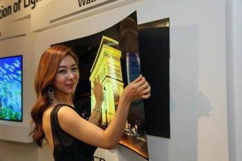 LG OLED - foto preluat de pe gadgetreport.ro