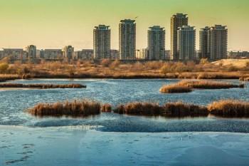 Lacul Vacaresti - foto - romaniacurata.ro