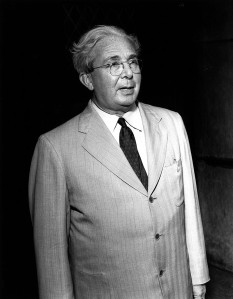 Leó Szilárd, fizician american de origine maghiara unul din arhitectii bombei nucleare americane - foto - en.wikipedia.org