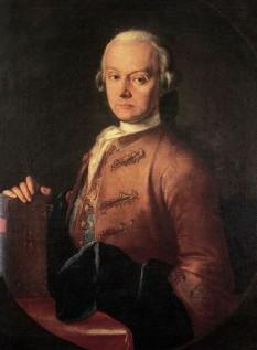 Lepold Mozart, compozitor, violonist si profesor de muzica,tatal  si profesorul lui  Wolfgang Amadeus Mozart -  foto - en.wikipedia.org