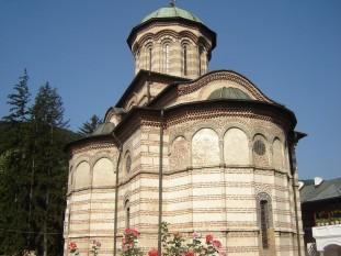 Manastirea Cozia, Romania - foto preluat de pe cersipamantromanesc.com