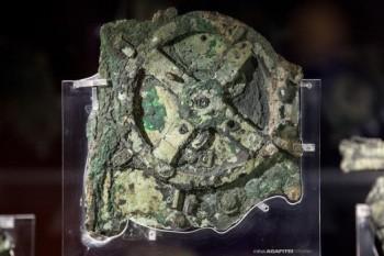 Mecanismul de la Antikythera - foto preluat de pe cersipamantromanesc.com